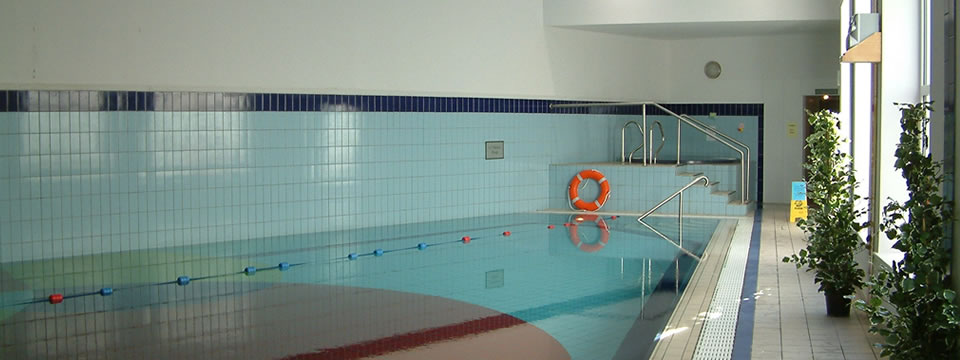 Millrace Hotel Swimming Pool